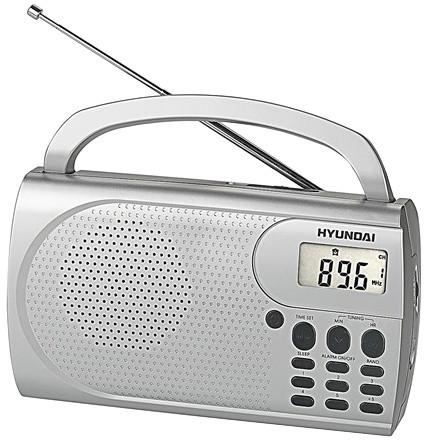 Hyundai PR 300 P, stříbrná