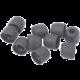 Sennheiser náhradní náušníky, řada CX1.00,CX2.00i,CX2.00G, M, černá