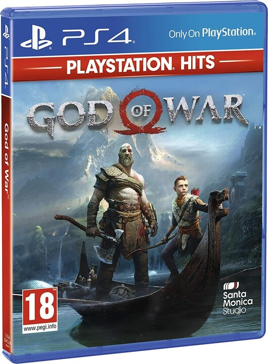 God of War HITS (PS4)