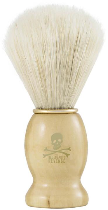 Bluebeards Revenge Doubloon Synthetic Bristle Brush