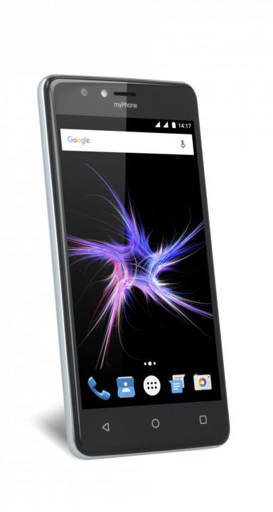 myPhone POWER, černá