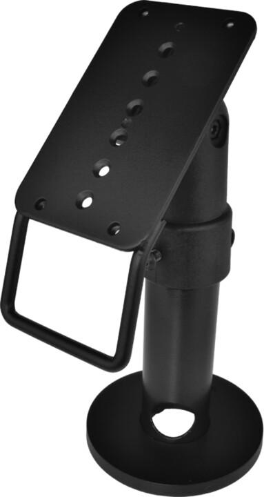 Virtuos Pole držák 120 mm + univerzální držák pro platební terminál