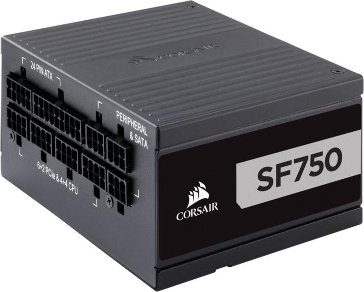 Corsair SF Series SF750 - 750W