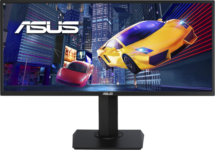 ASUS VP348QGL - LED monitor 34""