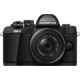 Olympus E-M10 Mark II + 14-42mm EZ + 40-150mm R, černá/černá  + Powerbanka EnerGEEK v hodnotě 499 Kč