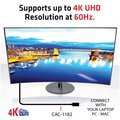 Club3D kabel mini DisplayPort 1.4 na HDMI 2.0b (M/M), 2m, aktivní