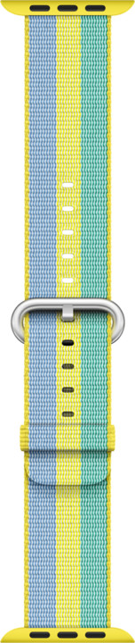 Apple watch náramek 38mm Pollen Woven Nylon