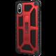 UAG Monarch case - iPhone X, crimson