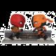 Figurka Funko POP! DC Comics - Red Hood vs Deathstroke