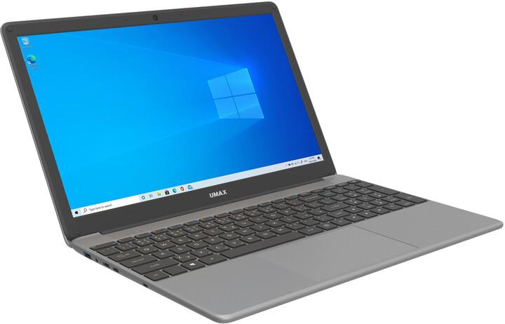 Umax VisionBook 15Wr Plus, šedá