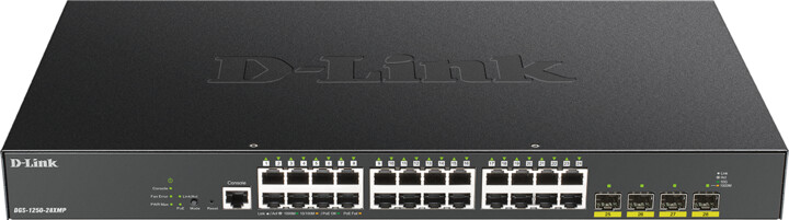 D-Link DGS-1250-28XMP