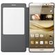 Huawei Original S-View Pouzdro pro Mate 8, šedá (EU Blister)