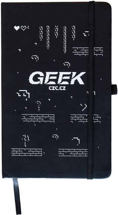 GEEK Zápisník - linkovaný