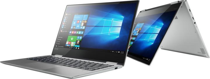 Lenovo Yoga 720-13IKBR, platinová