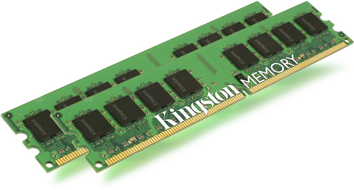Kingston System Specific 4GB (2x4GB) DDR2 400 brand HP