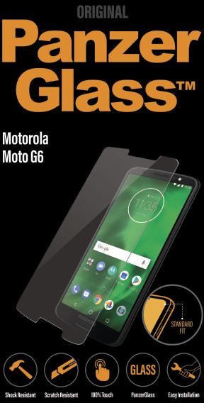 PanzerGlass Standard pro Motorola Moto G6