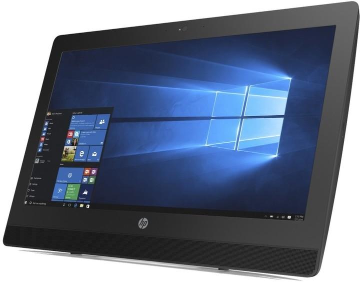 HP ProOne 400 G3, černá