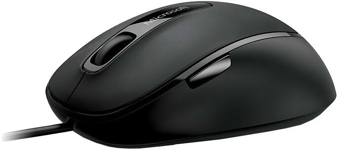 Microsoft Mouse Comfort 4500, černá