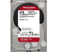 "WD Red Plus (EFRX), 3,5"" - 6TB - WD60EFRX"