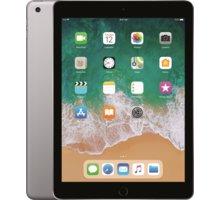 Apple iPad Wi-Fi 32GB, Space Grey 2018  + Connex cestovní poukaz v hodnotě 2 500 Kč + Apple TV+ na rok zdarma + DIGI TV s více než 100 programy na 1 měsíc zdarma