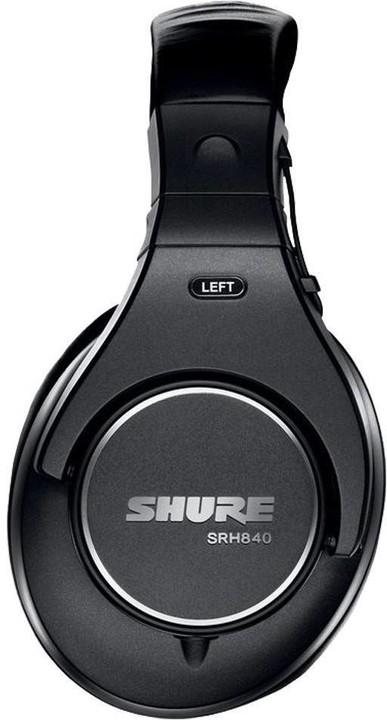 Shure SRH840, černá