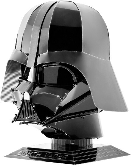 Metal Earth - Star Wars Helmet - Darth Vader