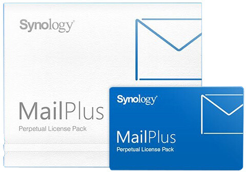 Synology MailPlus 5 Licenses - kartička, lifetime