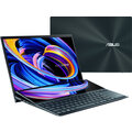 ASUS ZenBook Duo 14 (UX482), modrá