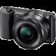 Fotoaparáty s výměnným objektivem