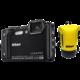 Nikon Coolpix W300, černá - Holiday kit