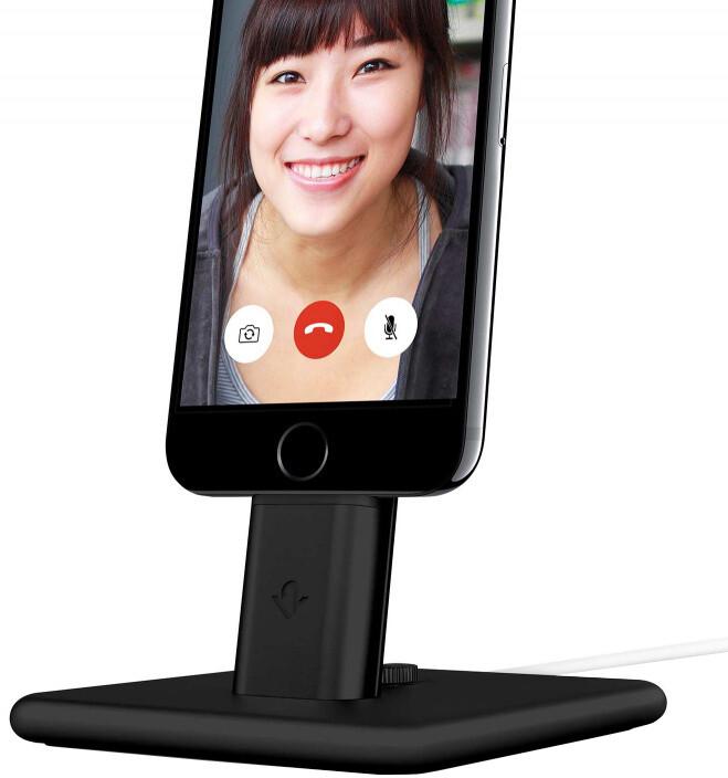 TwelveSouth HiRise 2 stojan na iPhone, iPad mini - černá