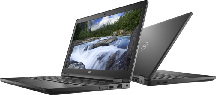 Dell Latitude 15 (5591), černá