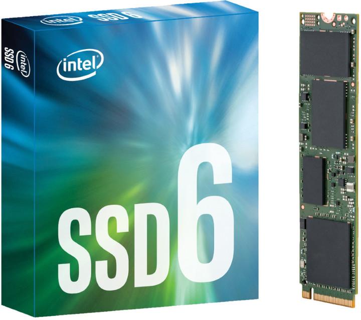 Intel SSD 600p, M.2 - 512GB
