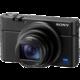 Sony Cybershot DSC-RX100M7, černá Jupio NP-BX1 (with infochip) akumulátor pro Sony v hodnotě 699 Kč