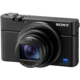 Sony Cybershot DSC-RX100M7, černá