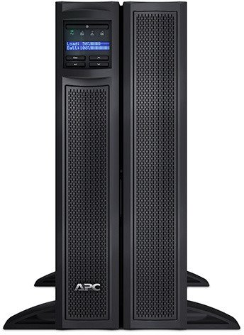 APC Smart-UPS X 3000VA Rack/Tower LCD, 2U