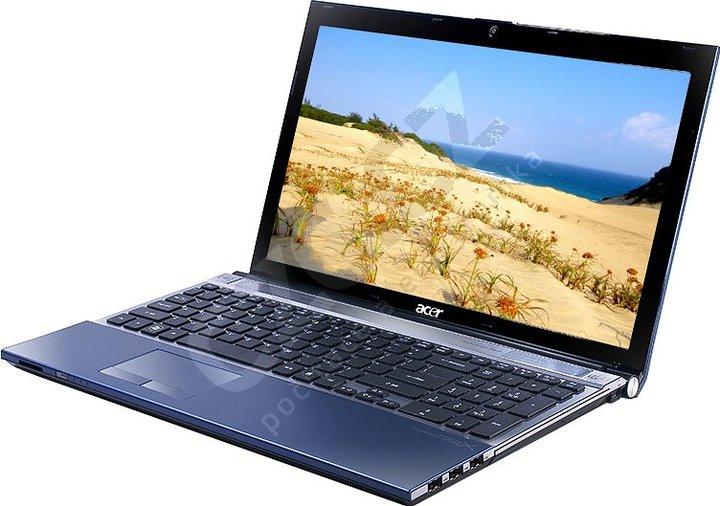 Acer Aspire TimelineX 5830TG-2414G75Mnbb, modrá