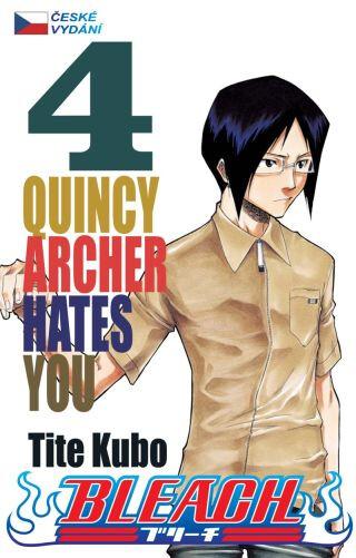 Komiks Bleach 04 - Quincy Archer Hates You