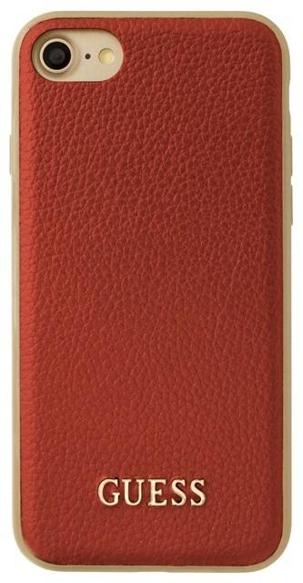 Guess IriDescent TPU Pouzdro Red pro iPhone 7