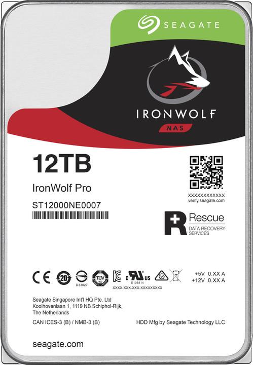 Seagate IronWolf PRO - 12TB