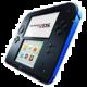 Nintendo 2DS Black & Blue + YO-KAI WATCH