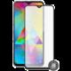 Screenshield ochrana displeje Tempered Glass pro Samsung Galaxy M20 (M205), (full COVER), černá