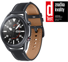 Samsung Galaxy Watch 3 45 mm LTE, Mystic Black - SM-R845FZKAEUE