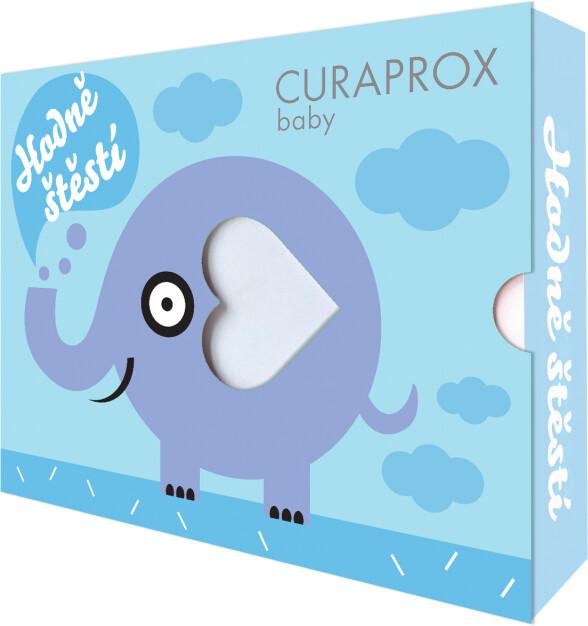 Dárková sada CURAPROX Baby, boy