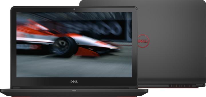 Dell Inspiron 15 (7559), černá