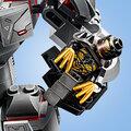 LEGO Marvel Super Heroes 76124 War Machine v robotickém obleku