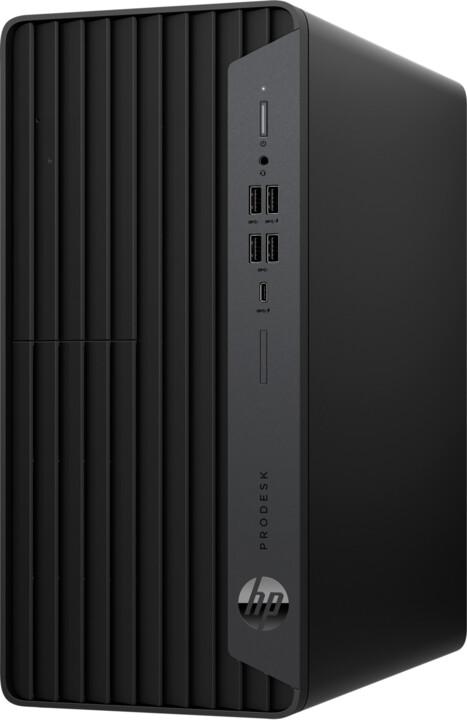HP ProDesk 600 G6 MT, černá