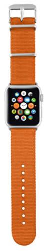 Trust náramek pro Apple Watch 42mm, oranžová