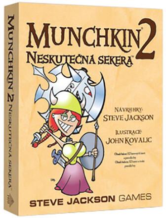 Karetní hra Munchkin - rozšíření 2