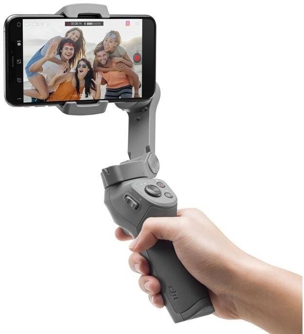 Mobilní telefony s čtečkou otisků prstů a s rozlišením videa HD.
